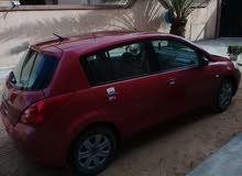 For sale 2007 Maroon Tiida