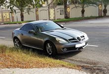 2009 SLK convertible Gulf specs