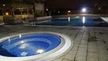 سكن مشترك بناية الزعفرانة ابوهيل شامل جميع الخدمات والمسبح والجاكوزي