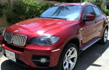Available for sale!  km mileage BMW X6 2009