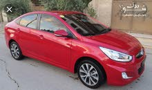 For rent a Hyundai Accent 2014