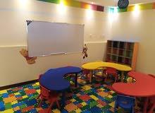 تجهيز مراكز تنمية قدرات للأطفال