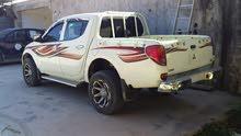 White Mitsubishi L200 2008 for sale