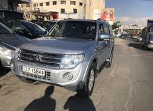 Silver Mitsubishi Pajero 2013 for sale