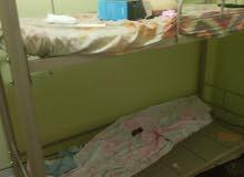 سرير 2 أدوار للبيع