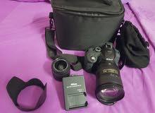 Digital Camera D5300 BK SET