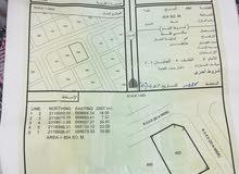 ارض سكني منطقه الدقم الاقتصاديه مخطاط ظهر2  تبعدعن الشارع العام اقل من 200م