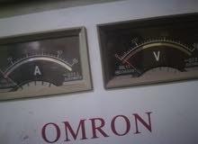 منظم كهرباء 10 كيلو ماليزي وكاااله ماركه امرون