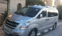 Hyundai H-1 Starex 2012 For Rent - Silver color
