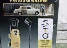 جهاز غسيل بريشر عالي الضغط 1500 وات.  135 بار