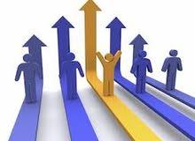 محاسب ومراجع قانوني لاتمام كافة الامور المالية والمحاسبية والاستشارات الضريبية