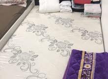 سرير نفر ونص نظيف