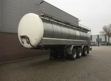 صهاريج نقل الوقود المصنوعة من الفولاذ الغير قابل للصدأ ستنانلستيل