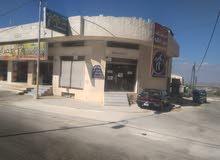 مخزنين للايجار في حبراص الشارع الرئيسي مع سدة و حمام طول 14 متر