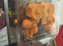 ماكنه موطا سوفت وماكته ازبري ومكانه عصير برتقال طبيعي