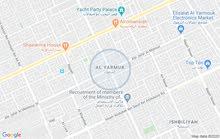 عماره للبيع بحي اليرموك