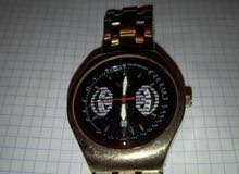 swatch swiss stainless steel