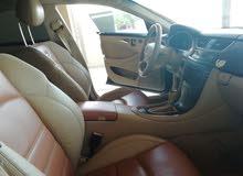 km mileage Mercedes Benz CLS 500 for sale