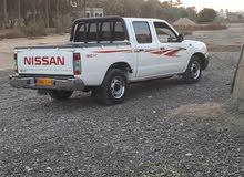 Gasoline Fuel/Power   Nissan Pickup 2015