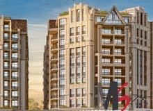 للبيع في كومباوند فالوري انطونيادس شقة 182 متر بمقدم 25% فقط