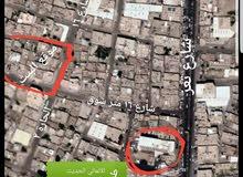 تم تخفيض السعر ارض في شارع تعز عررررطة