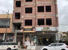 بناية للإيجار ( مساطحة ) مكونة من 13 شقة وصالتين.