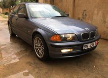 BMW 323 Used in Tripoli