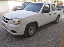 White Mazda Pickup 2013 for sale