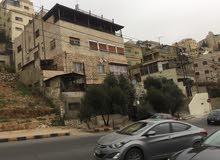 عماره للبيع جبل عمان على شارعين