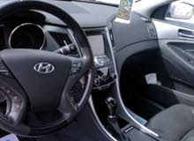 Automatic White Hyundai 2012 for sale