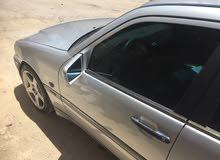 Mercedes Benz C 200 1998 For sale - Silver color