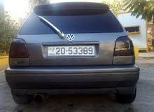 Used condition Volkswagen Golf 1994 with 0 km mileage