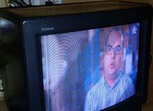 تلفزة سوني ترينيتو بحالة جيدة + adapteur للبيع