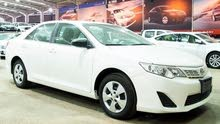 Gold Toyota Camry 2015 for rent