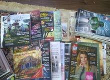 مجلة دبي الثقافية والدوحة
