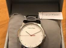ساعة سي كي رجالي جديدة (صناعة سويسرية) CK Calvin Klein