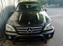 Mercedes Benz ML car for sale 2004 in Tripoli city