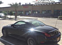 لكزس اس سي 430 2002 Lexus sc 430