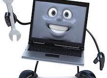 صيانة أجهزة كمبيوتر شخصية محمول لابتوب 0796233362