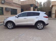 2017 Sportage for sale
