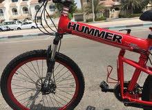 دراجة همر قابلة للطي