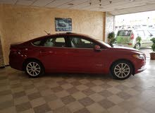 Red Ford Fusion 2017 for sale