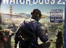 لعبة WATCH DOGS 2
