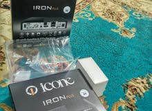 للبع رسيفر Icone iron plus