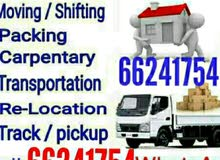 Moving Shifting Carpenter & Pickup Services