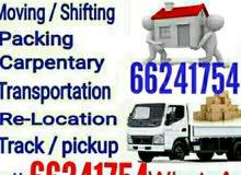 Moving Shifting Carpenter & Pickup Services
