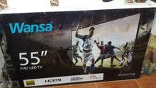 للبيع تلفاز ونسة 55 بوصة LED فل HD