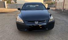 Manual Honda 2004 for sale - Used - Sohar city