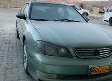 Gasoline Fuel/Power   Nissan Maxima 2002