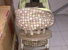 طقم جيراكو عربيه بالكرسي